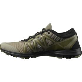 Salomon Crossamphibian Swift 2 Shoes Men vetiver/olive night/black